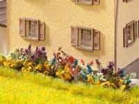 NOCH HO Scale Flower Garden Laser Cut Mini+ (17) # N14050